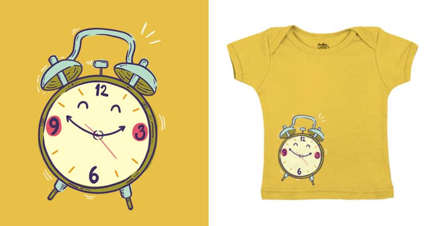 Smile Time by eQuivalent on Threadless