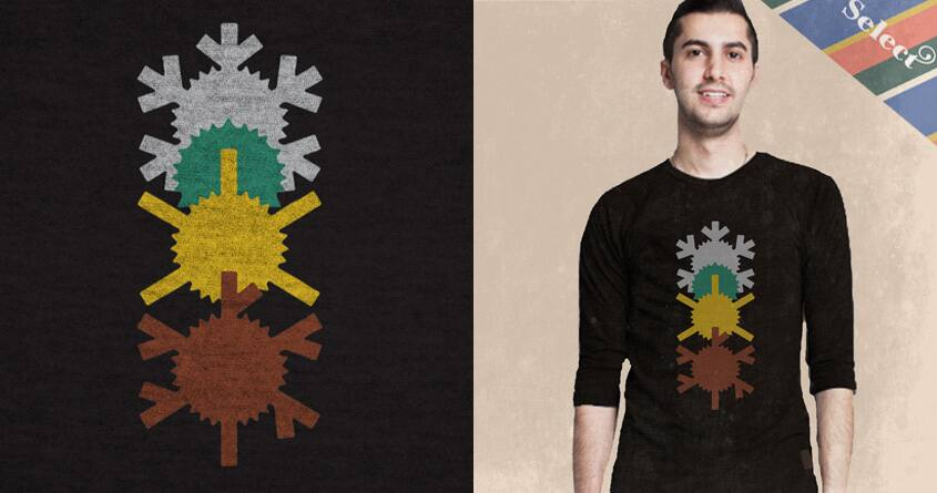 Change of Seasons by ArTrOcItY on Threadless