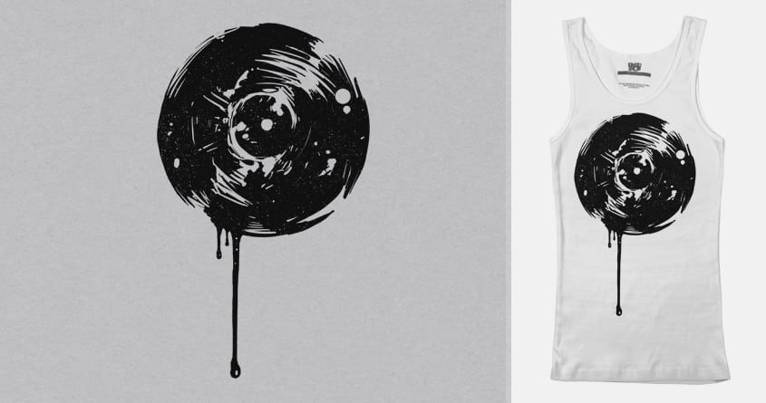 Eyeball by barmalisiRTB on Threadless