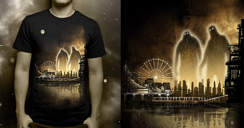 Nightwalkers by silentOp on Threadless