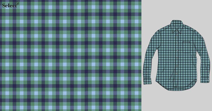 Fall squares by veciocoldobro on Threadless