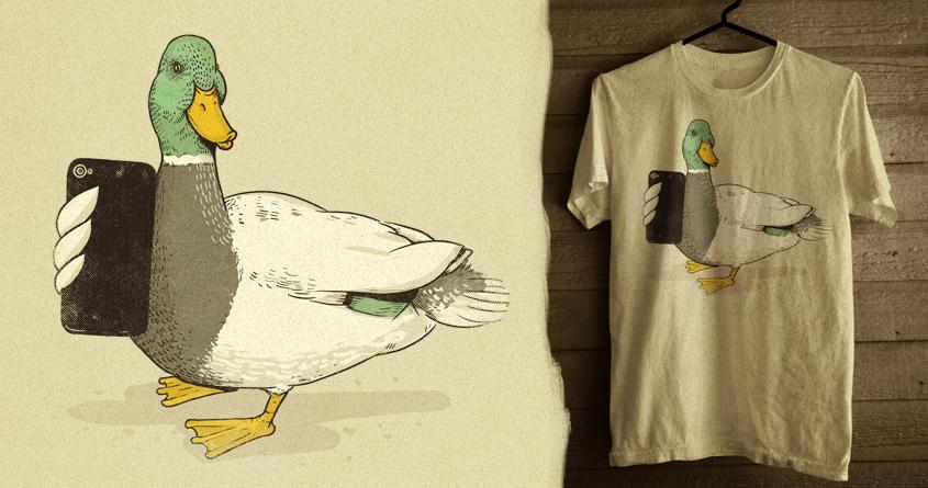Duck Lips by alexmdc on Threadless