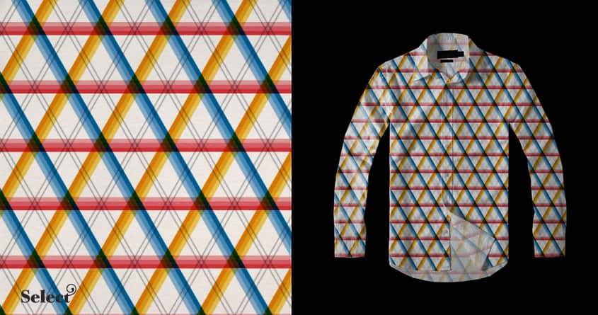 Process Plaid by quick-brown-fox on Threadless