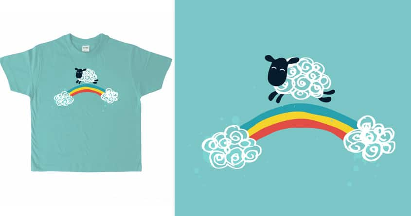 On cloud nine by radiomode on Threadless