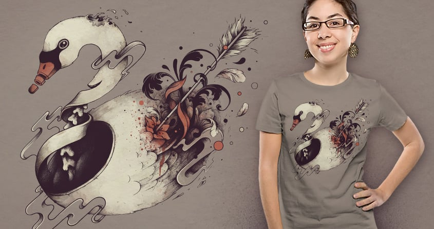Broken Innocence by buko on Threadless