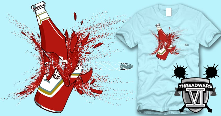 To Ketch A Bullet by GyleDesigns on Threadless