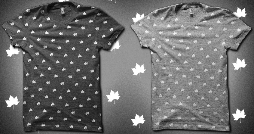 Maple Leaf  by Binxent on Threadless