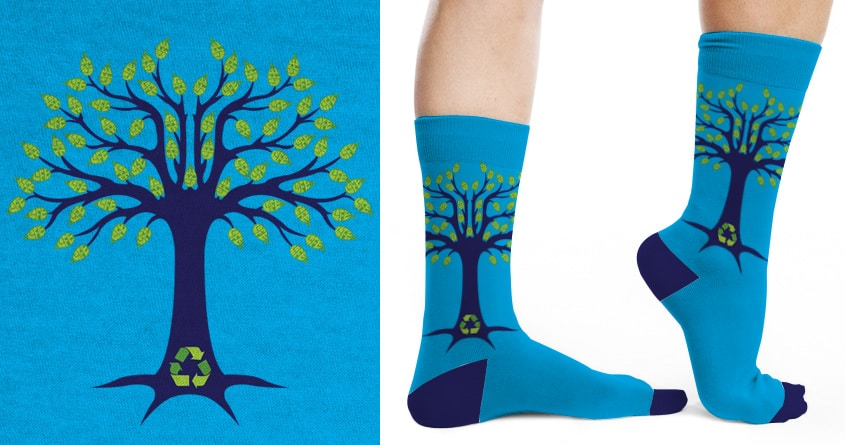 Tree of Life by SteveOramA on Threadless