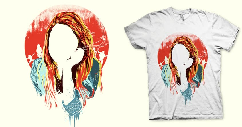Beautiful Within by iamrobman on Threadless