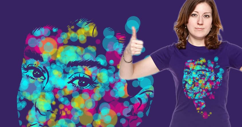 You ARE Beautiful by yoshi andrian on Threadless