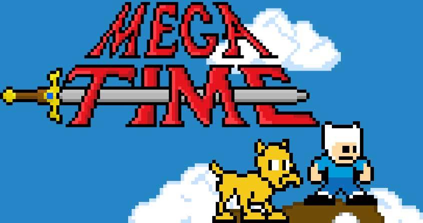 Mega Time by Verdes on Threadless