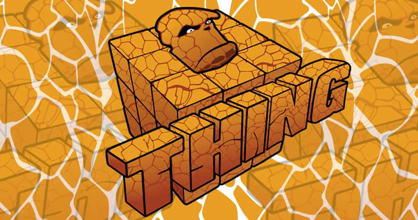 cubic thing by graphic tricks on Threadless