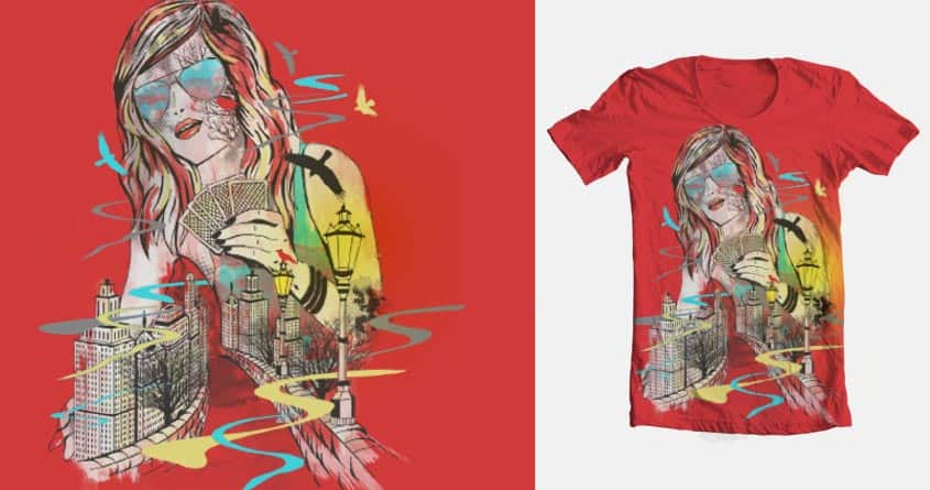 City Life by timizy01 on Threadless