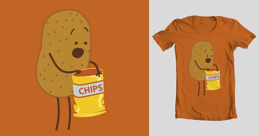 Chips by justin.crapse on Threadless