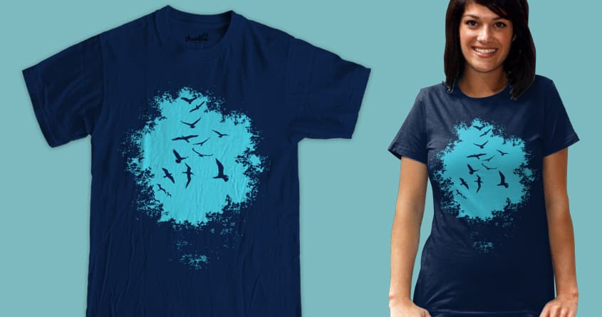 Glade by yanmos on Threadless