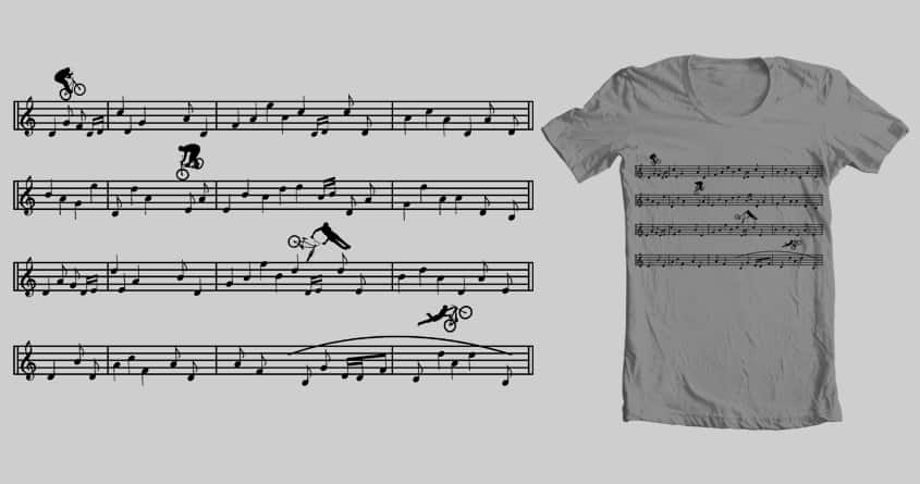 extreme music by ORNUMMARK on Threadless