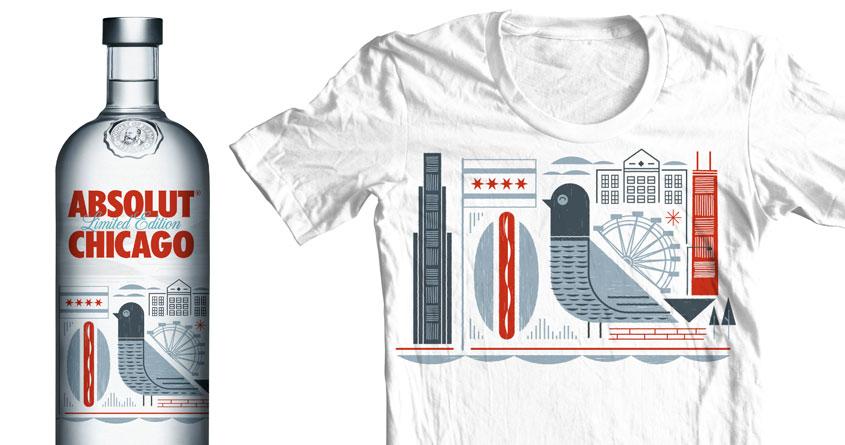 Chicago Style by rhinosserossy on Threadless