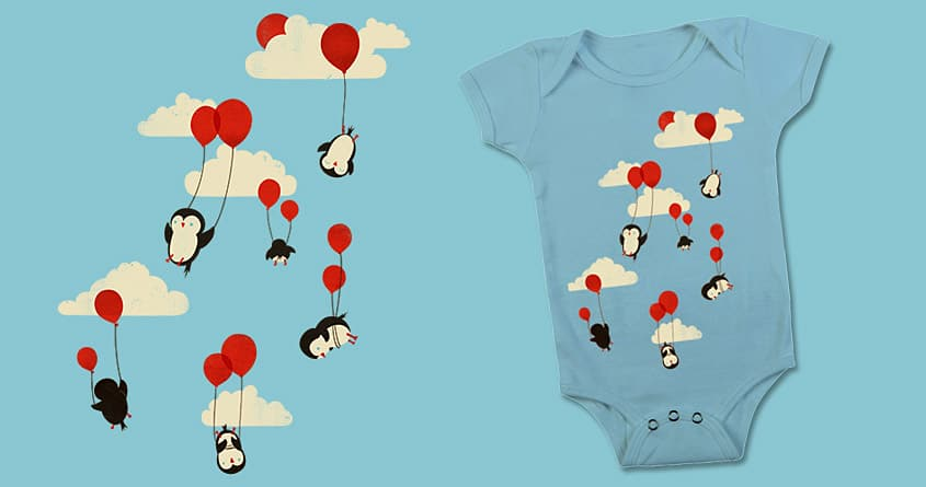 We Can Fly! by DontCallMeBlanket on Threadless