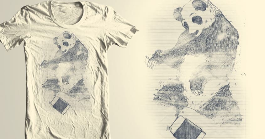 we are endangered by tobiasfonseca on Threadless
