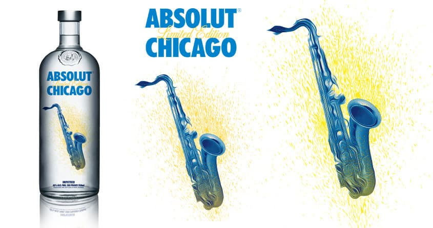 Stay Golden Chicago Blues by hisartwork on Threadless