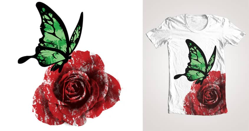 Show your true beauty by pintura23 on Threadless