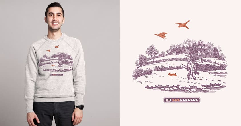 A Vintage Memory by JacquesMaes on Threadless