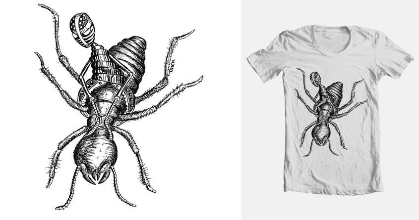Termite Rider by TrickSlattery on Threadless