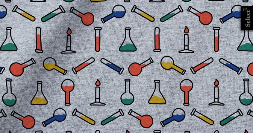 Chemistry Repeats Itself by quick-brown-fox and Shadyjibes on Threadless