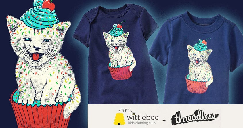 catcakes by dzeri29 on Threadless