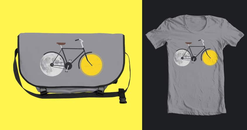 day and night by ronin84 on Threadless