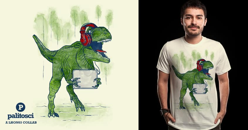 Sounds of yesteryear by palitosci and lhon03 on Threadless