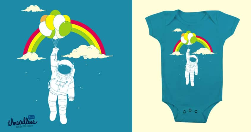 Up by netralica on Threadless
