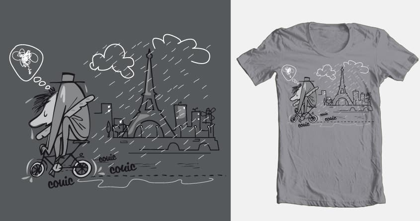couic... couic... by kang98 on Threadless