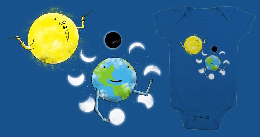 Happy tunes by ndough on Threadless