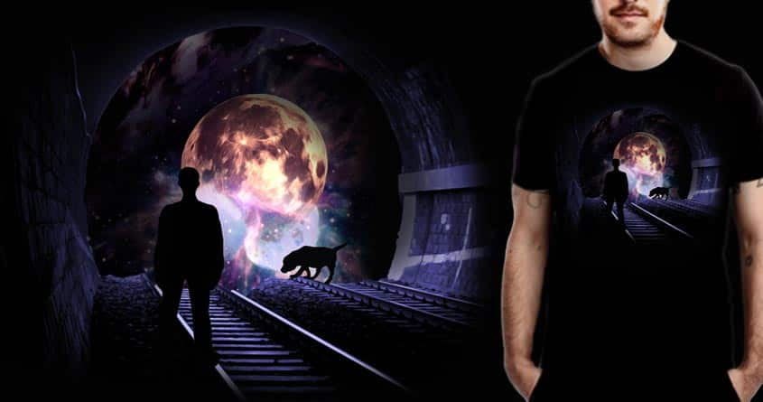 Tunnel Vision by ArTrOcItY on Threadless