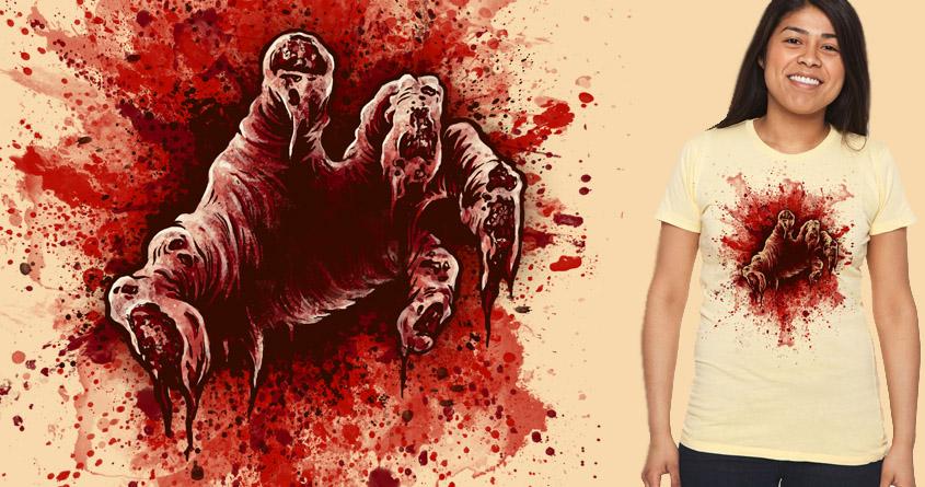zombie attack by zakiihamdanii on Threadless