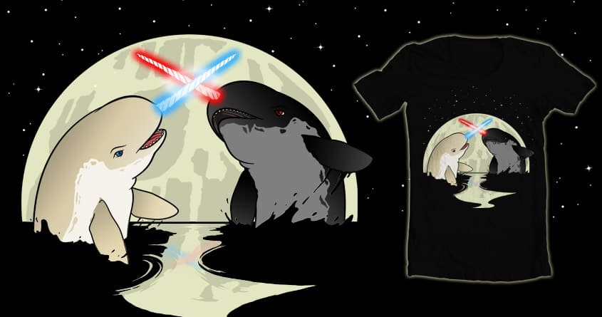 Nar Wars by Rebelart on Threadless