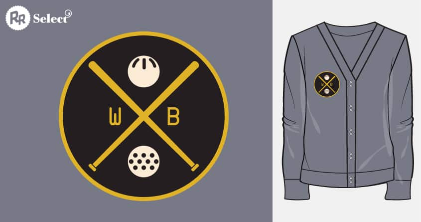 WIFFLE Ball Patch by Ryder on Threadless
