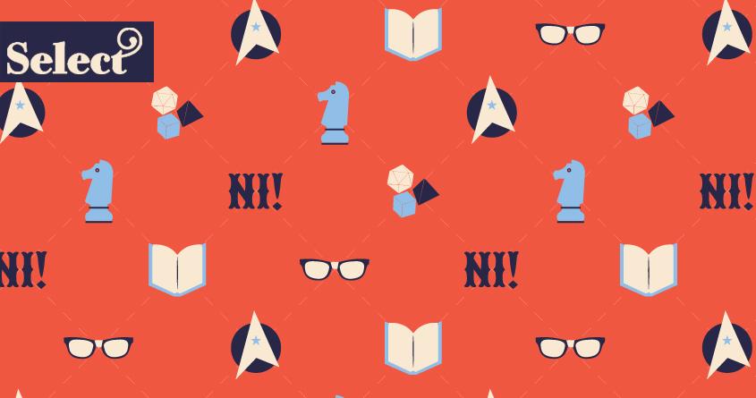 Geek Chic by Wharton on Threadless