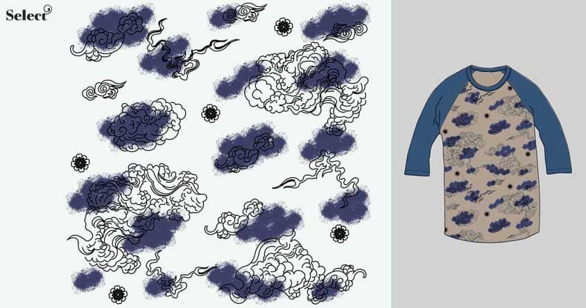 oriental by beatbeatwing on Threadless