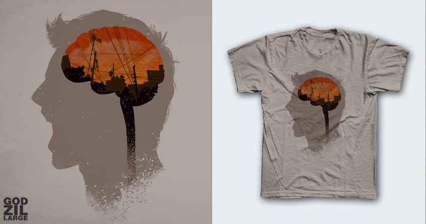 Overcrowded by GODZILLARGE on Threadless