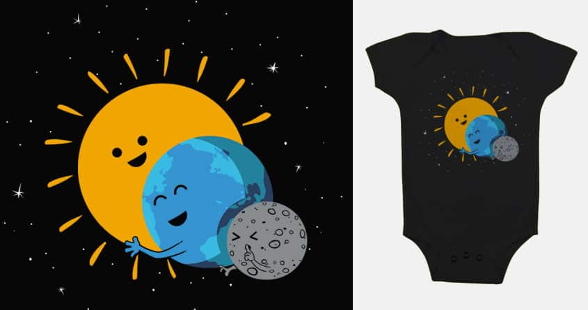 hide and eclipse by Rendra_Priya on Threadless
