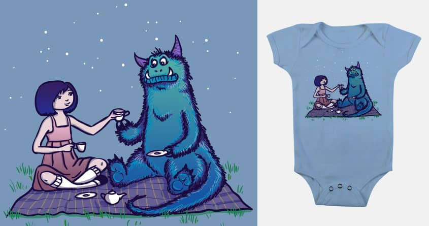 The Picnic by BeckyBee3_1 on Threadless