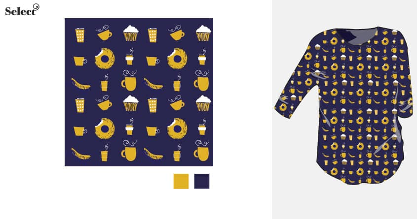 Food for though by spam pilot on Threadless