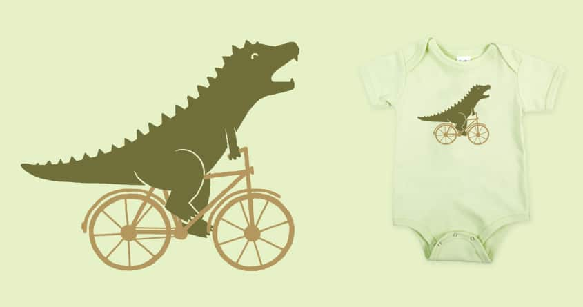 Happy Ride by YaaH on Threadless