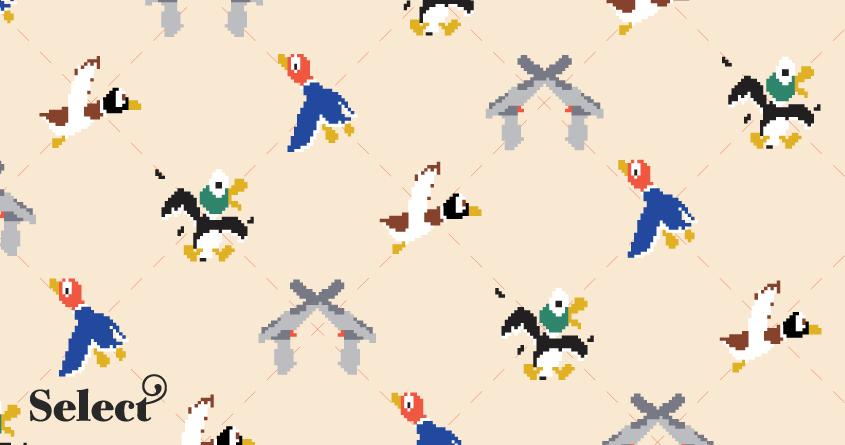 Duck season by Wharton on Threadless