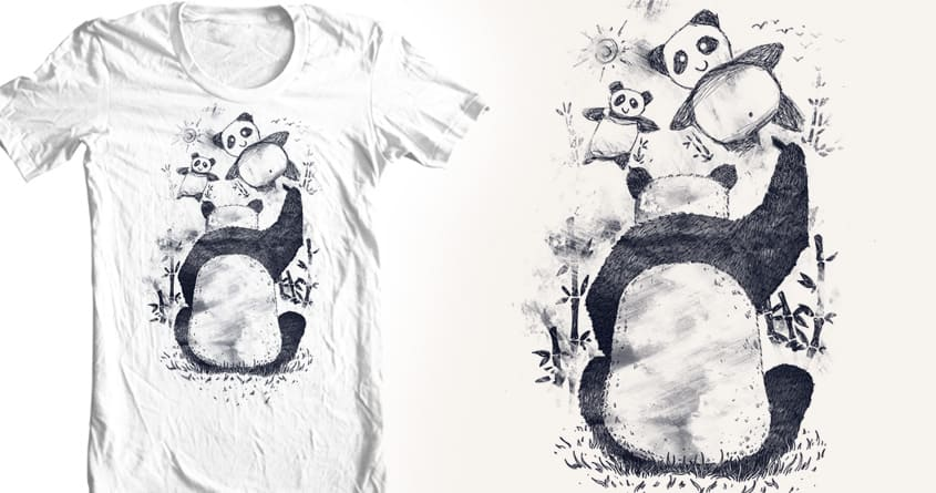 The Sadness Will Last Forever by tobiasfonseca on Threadless
