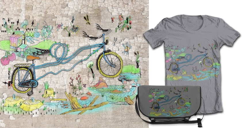 Biocycle by FsFroy on Threadless