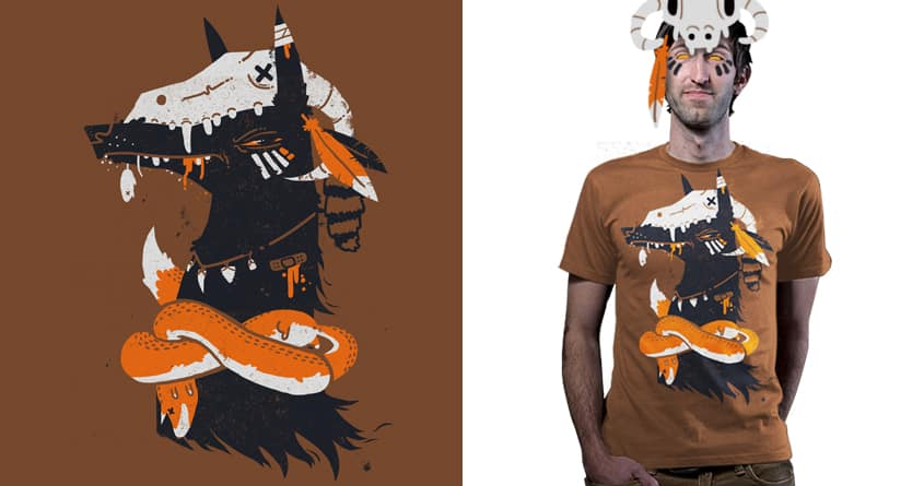 Victor by fightstacy on Threadless