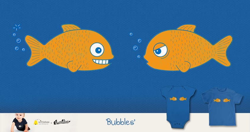 Bubbles by Leo Canham on Threadless